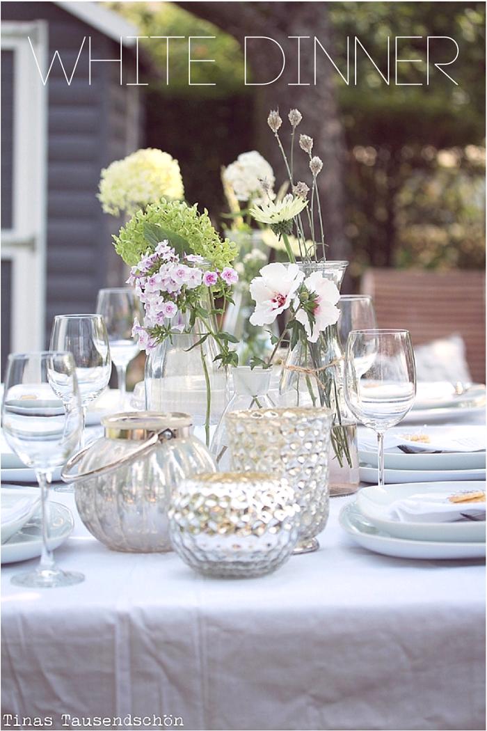 White Dinner Event
