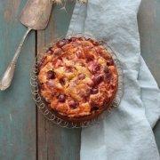 Stachelbeer Kuchen