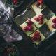 Erdbeer Frischkäse Schnitten
