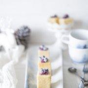 Zitronen Petit Fours
