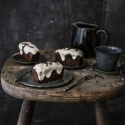 Double Espresso Chocolate Friands