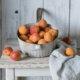 Aprikosen Clafoutis im Filokleid