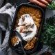 Karottenkuchen Schnecken