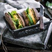 Eier Avocado Sandwich