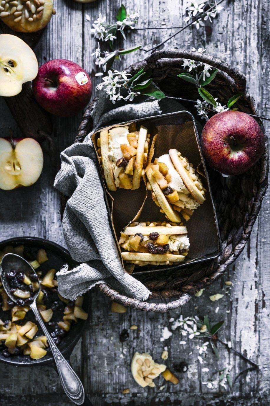 Südtiroler Apfelstrudel