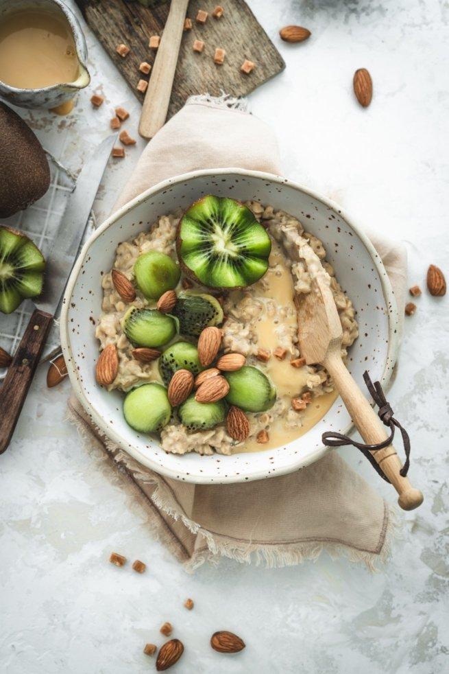 Karamell Porridge