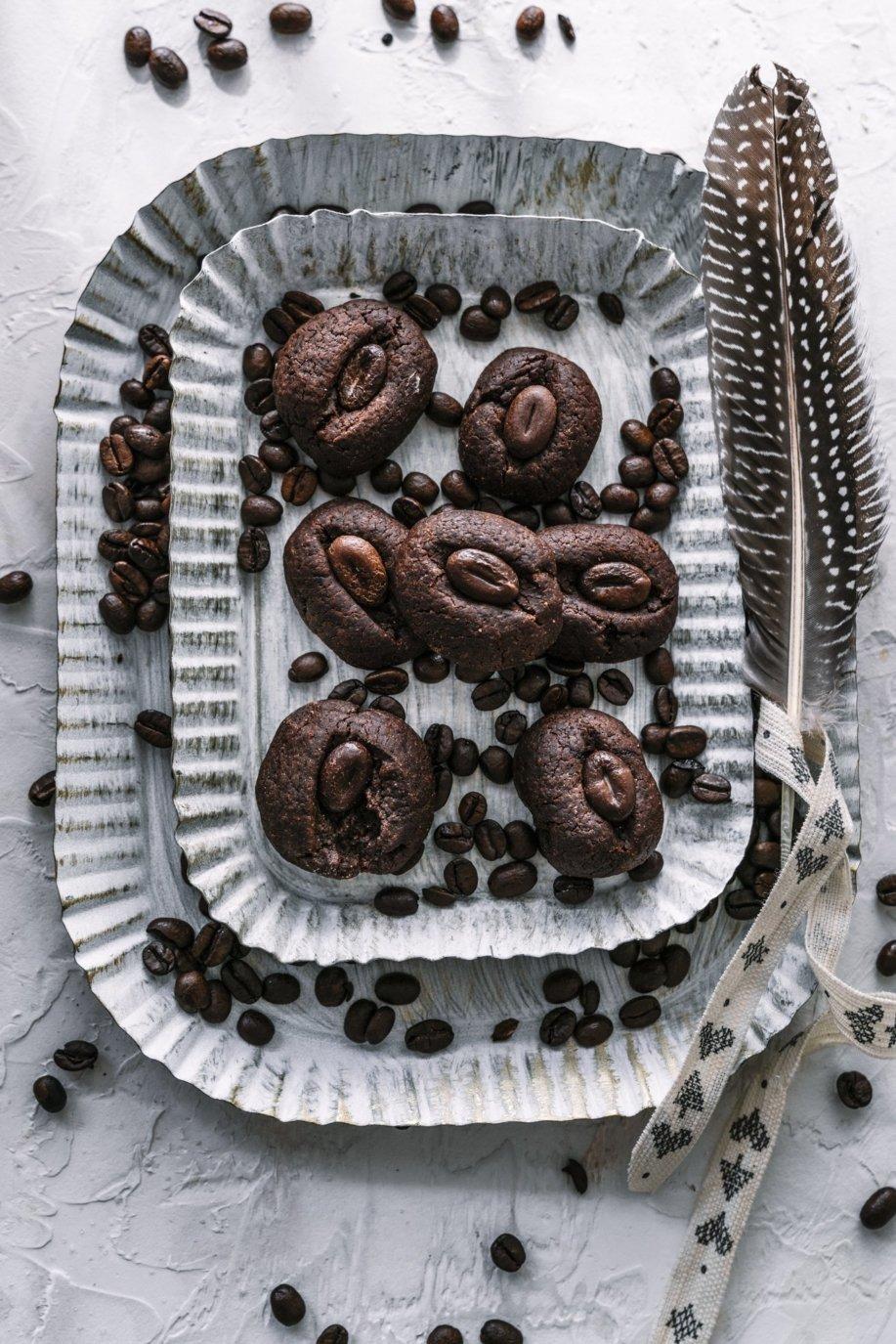 Espresso Schoko Thumbprints