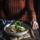 Zucchini Beef Pho