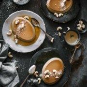 Vietnamese Coffee Crème Caramel