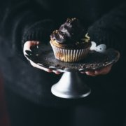Donauwellen Cupcakes Cupcakes