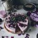 No Bake Buttermilch Torte mit Johannisbeeren