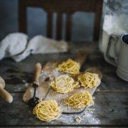 Einfaches und gelingsicheres Rezept für selbstgemachte Pasta