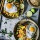 Super fixes Rezept für indonesisches Nasi Goreng mit Hähnchen
