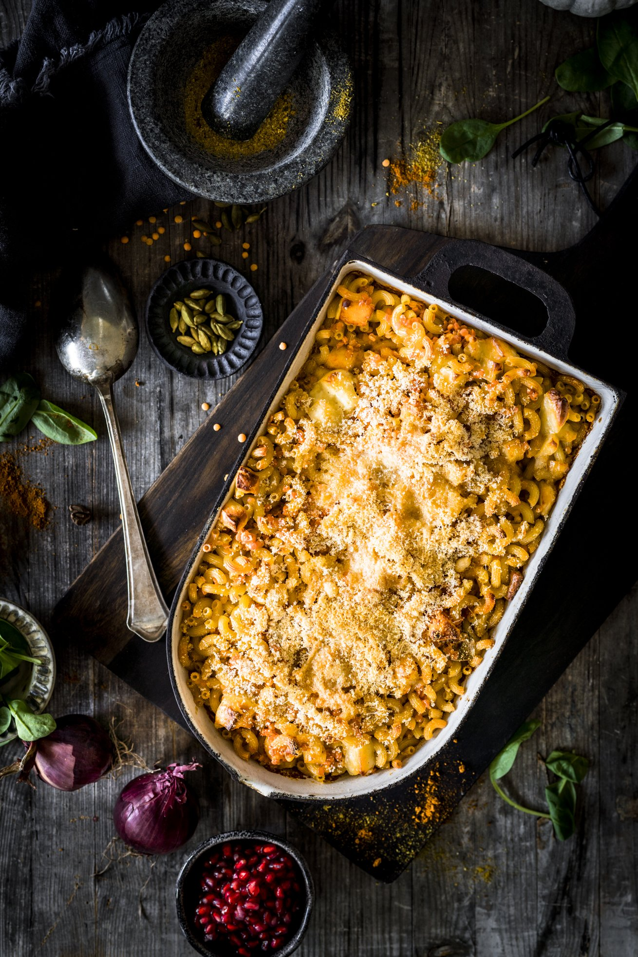 Baked Mac'n Cheese