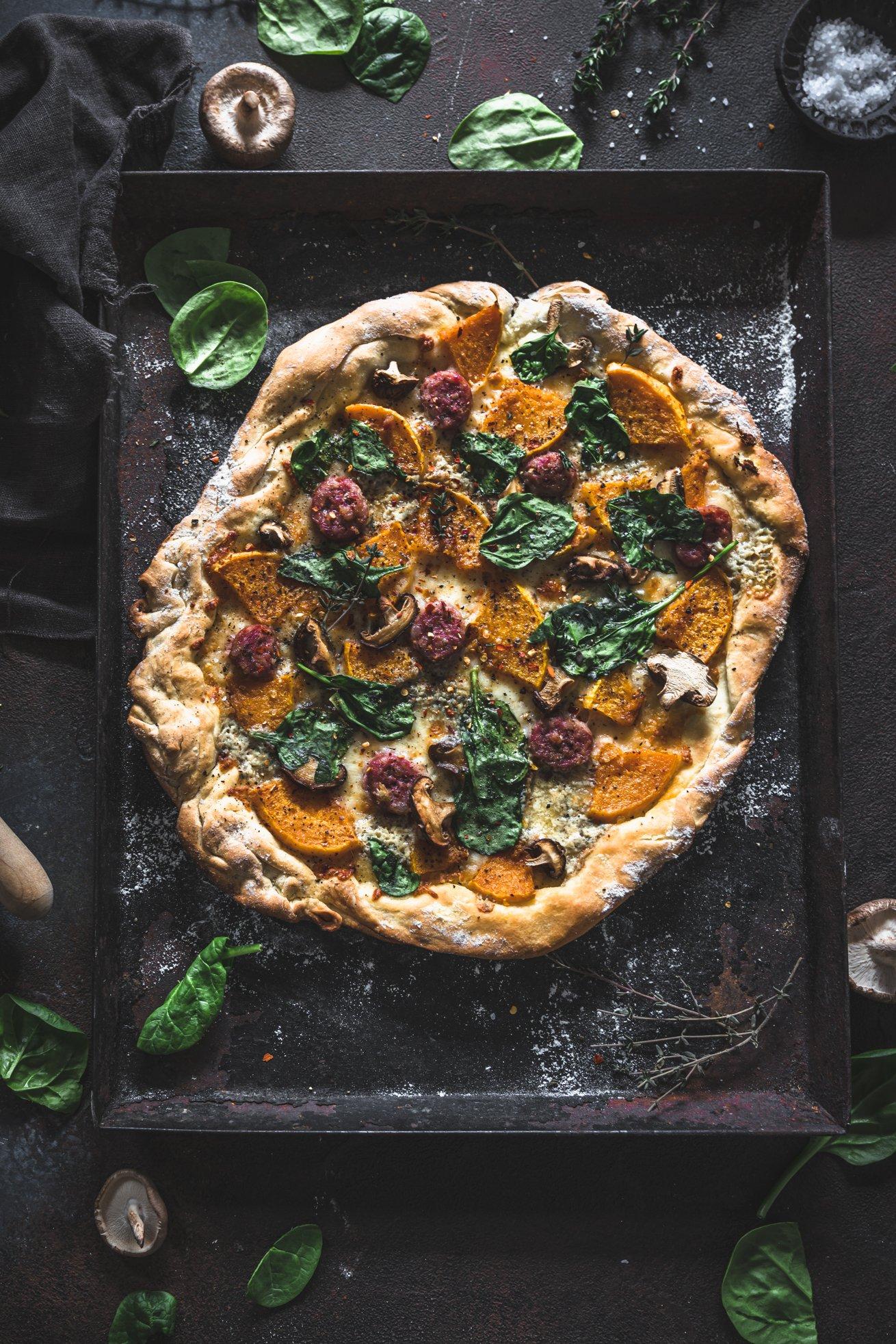 Unser bester Pizzateig