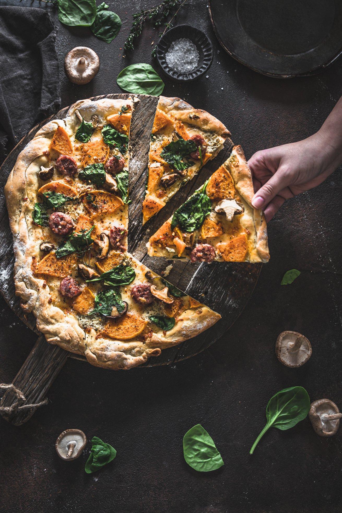 Unser bestes Pizzateig Rezept