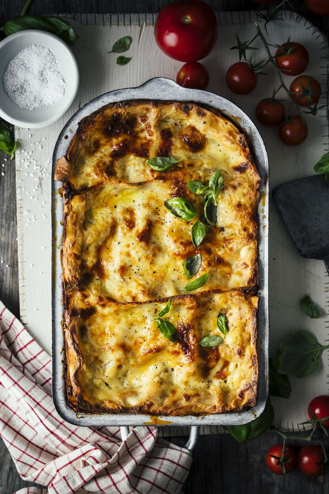 Papi Tausendschöns beste Lasagne