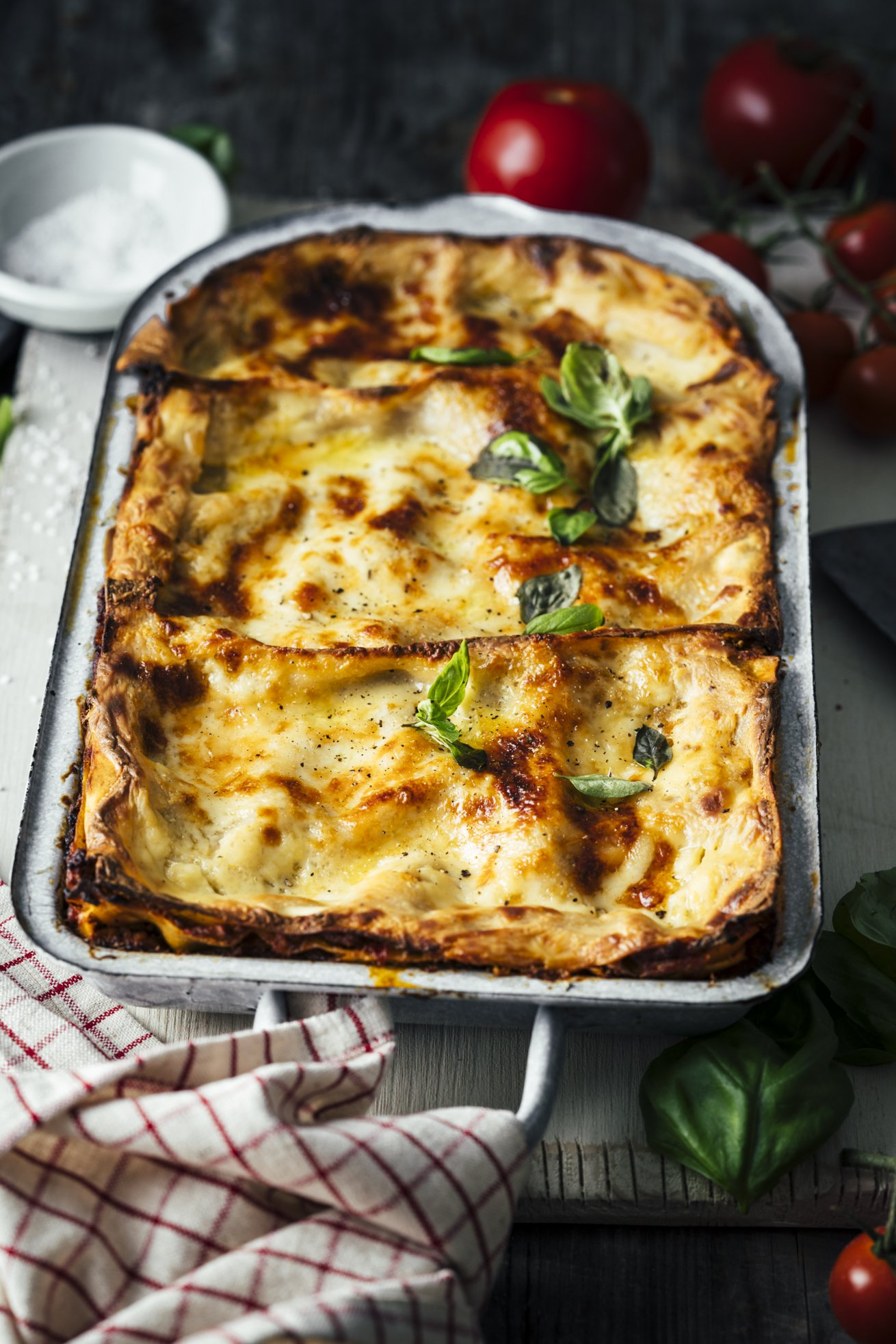 Unser Familienrezept für leckere Lasagne Bolognese