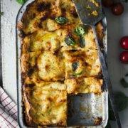Wie beim Lieblings Italiener - Lasagne Bolognese