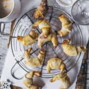 Tolle Weihnachts Kekse-Rahmkipferl