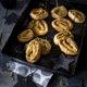 Herzhafte Knabberei für Silvester! Croque Monsieur Cookies