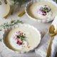 Vorspeise Weihnachten - Pastinaken Suppe mit Apfel