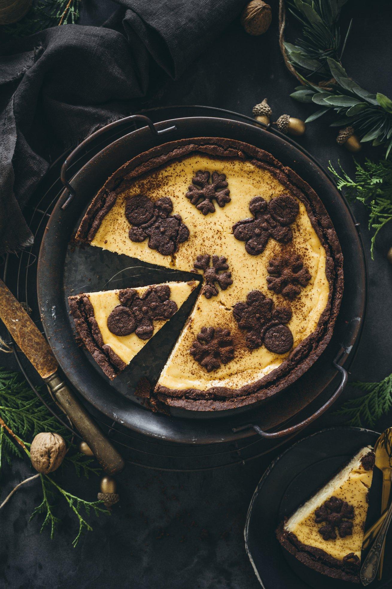 Advents Zupfkuchen mit Baileys