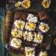 Brownies mit Rum, Kokos und Passionsfrucht