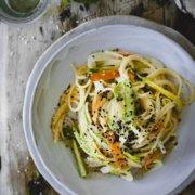 Schnelles Rezept Spaghetti Primavera