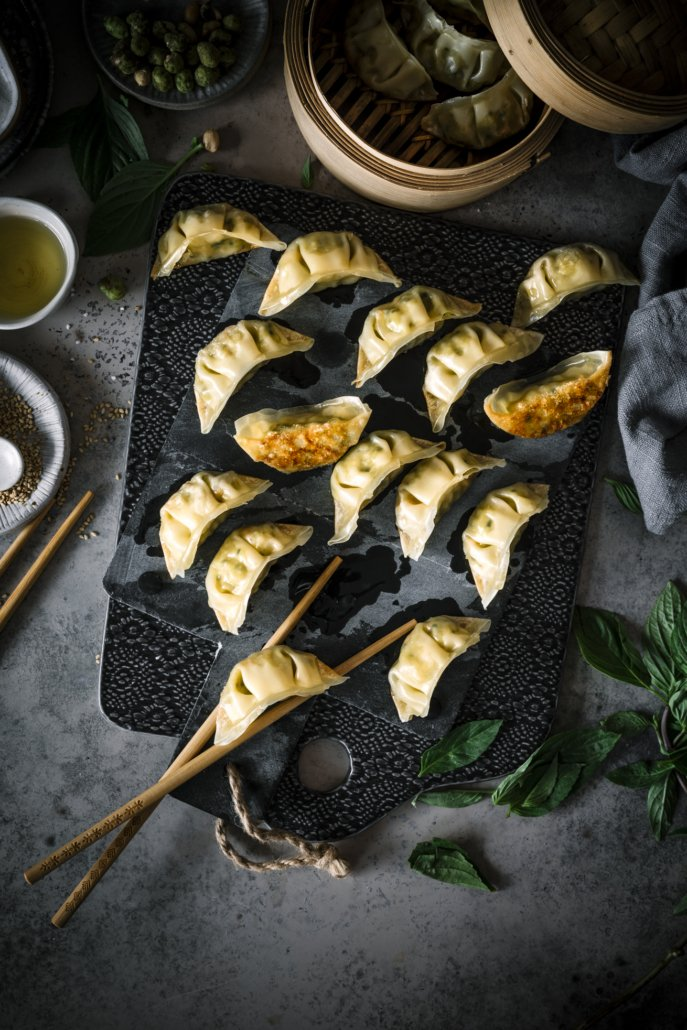 Vegetarische Wan Tan