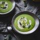 Erbsen Minz Suppe
