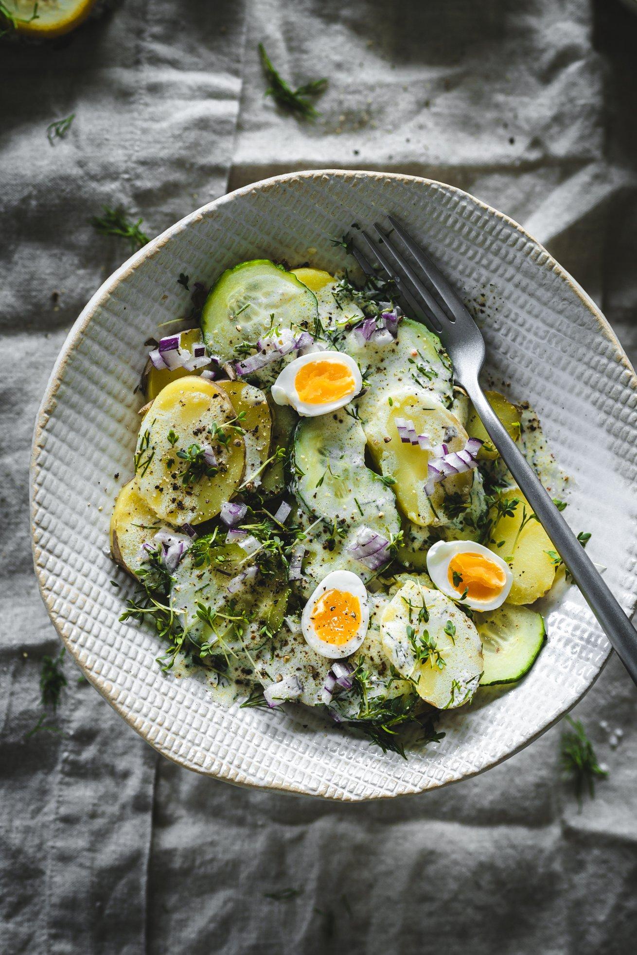 Nordischer Kartoffelsalat