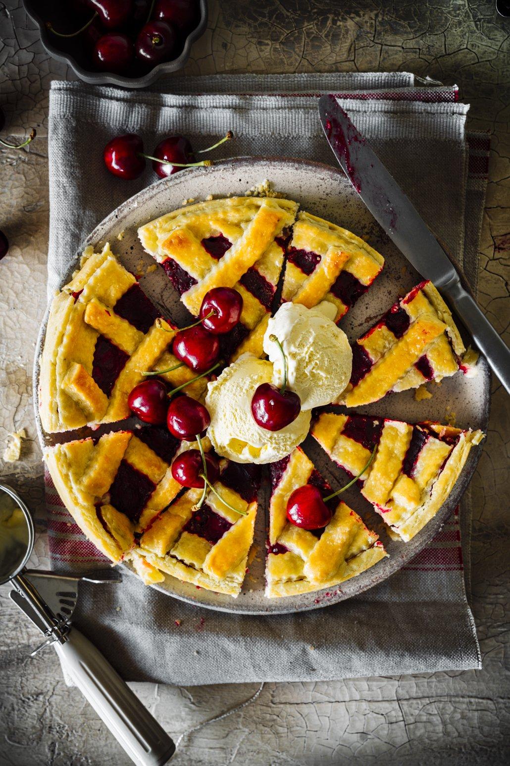 Klassiker Cherry Pie