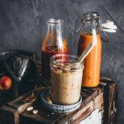 Barbecue Sauce, Aprikosen Ketchup, Kokos Satay