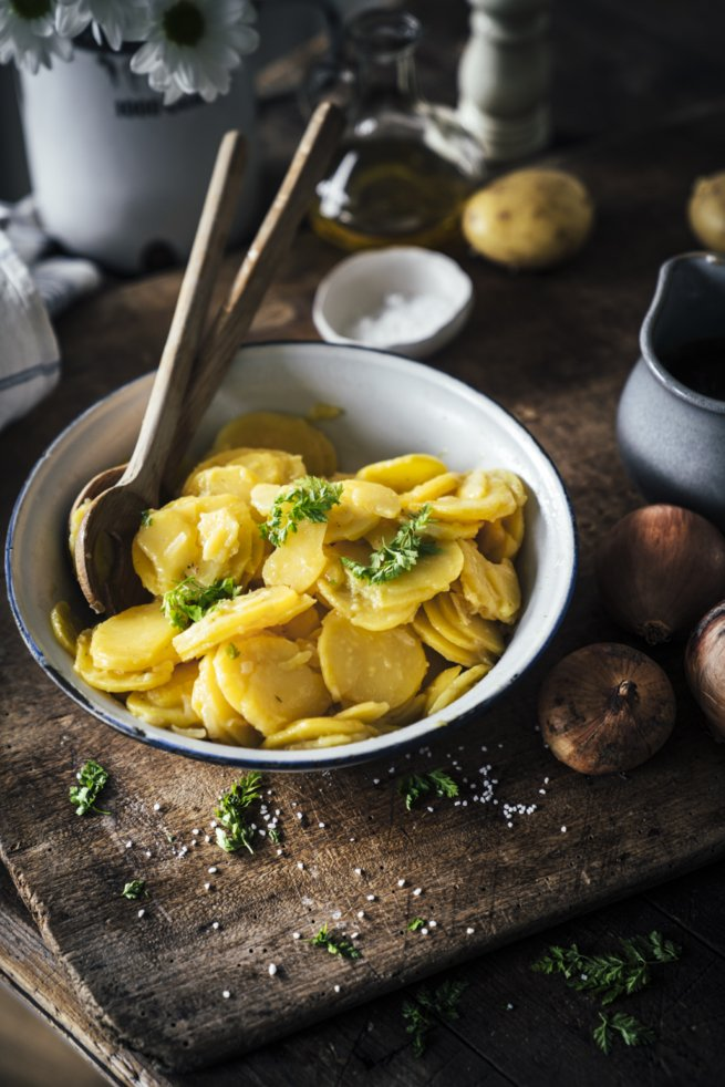 Papis Schwäbischer Kartoffelsalat