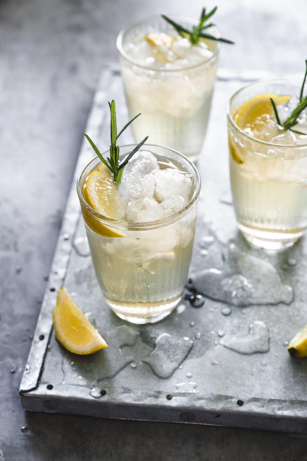 Port Tonic Cocktail Rezept