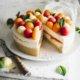 Melonen Torte No Bake