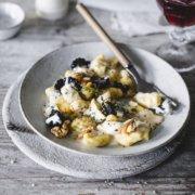 Gnocchi mit Gorgonzola Sauce