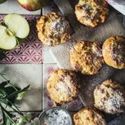 Schnelles Apfel Muffins Rezept