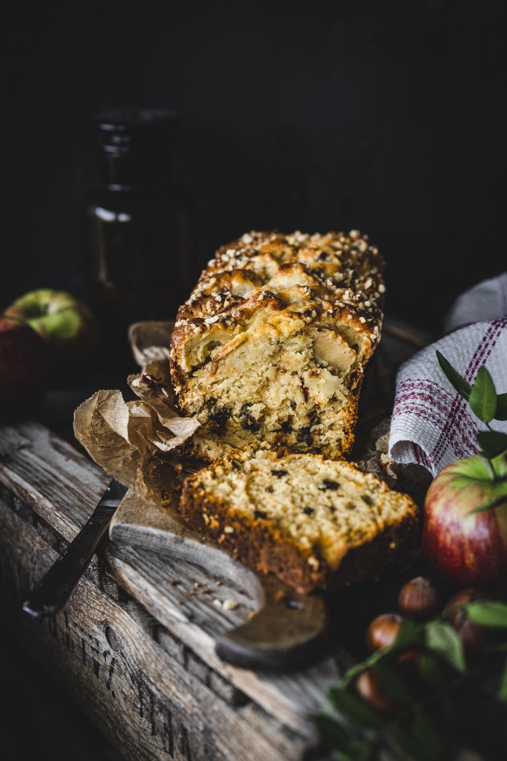 Apfel Kastenkuchen