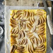 Marzipan Birnen Tarte