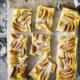 Birnen Tarte mit Marzipan