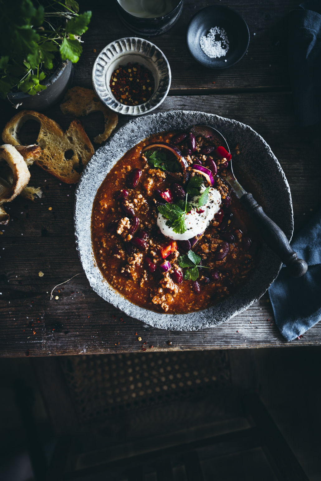 Partyfood Chili con Carne