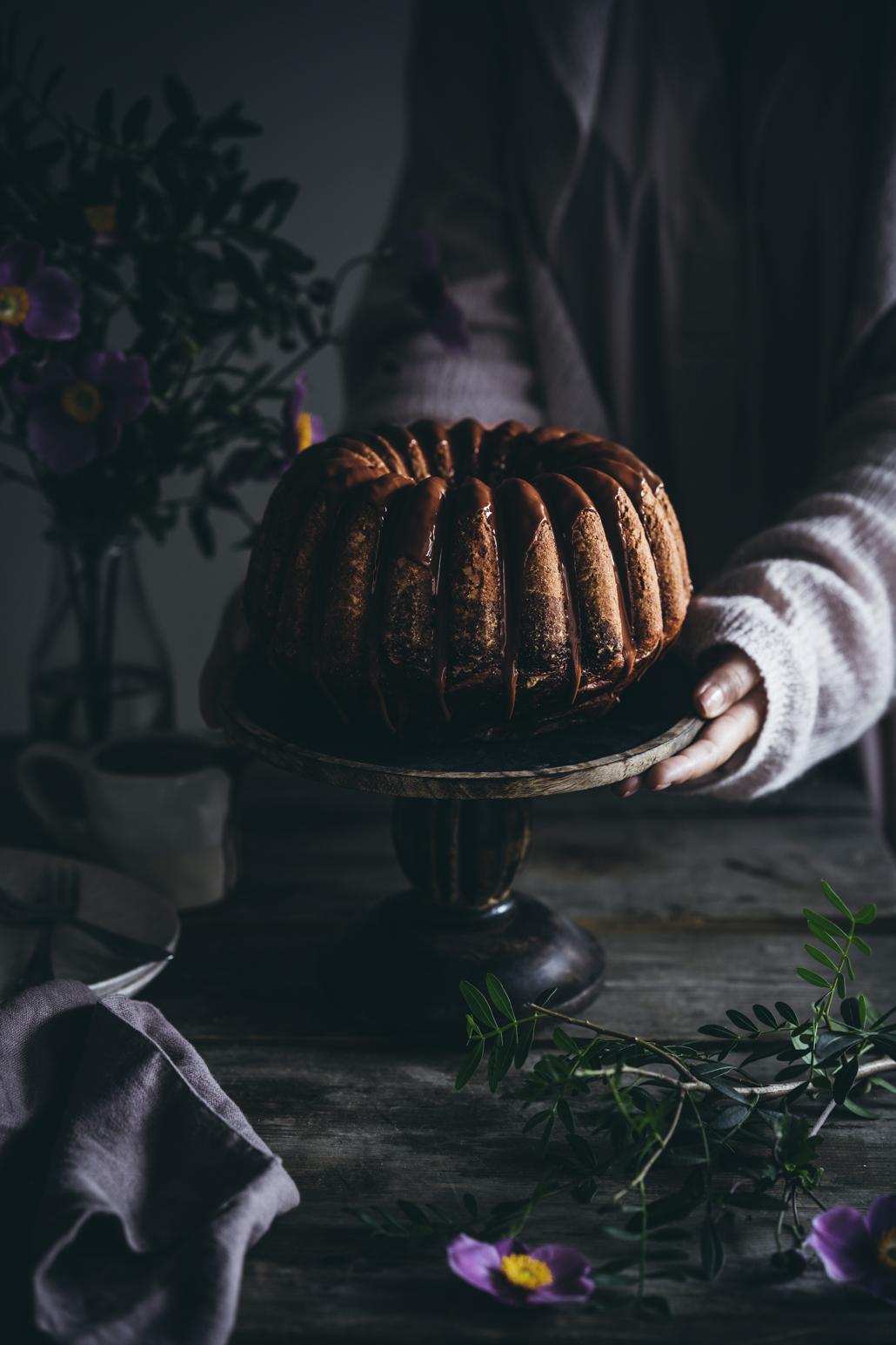 Marmorkuchen Gugelhupf